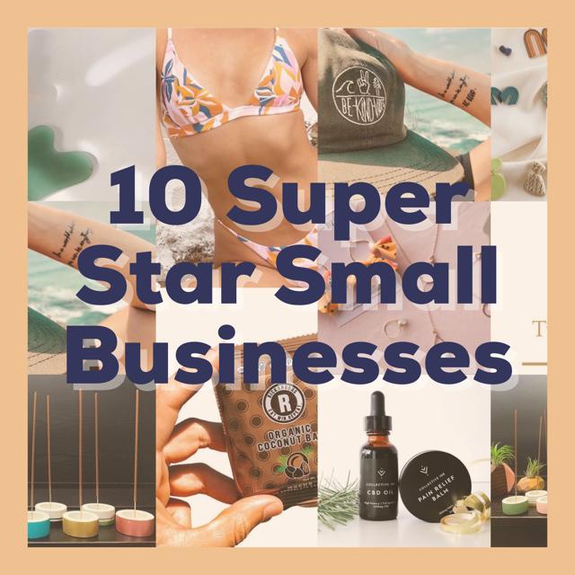 10 Super Star SmallBusinesses